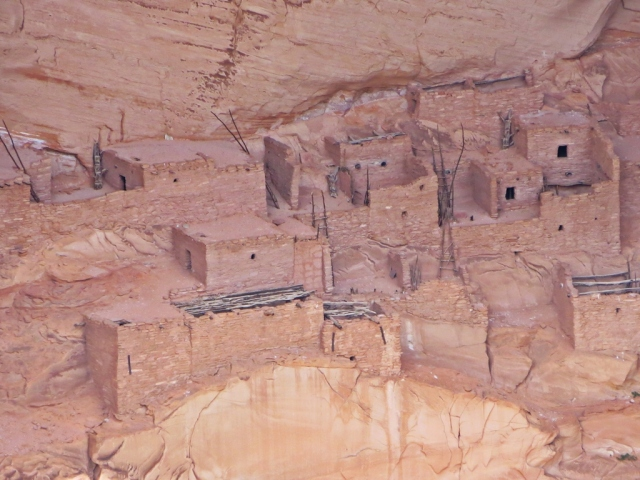 Cave dwellings - Photo: Mike Howe