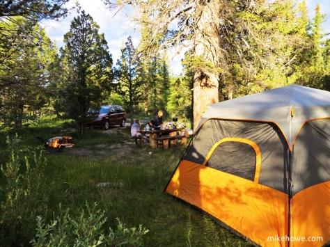 Utah camp