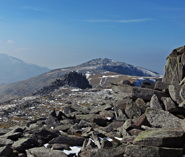 View to Glyder Fawr