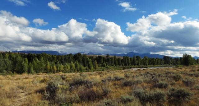 Antelope Flats, Tetons