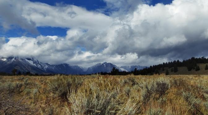 Beautiful Grand Tetons